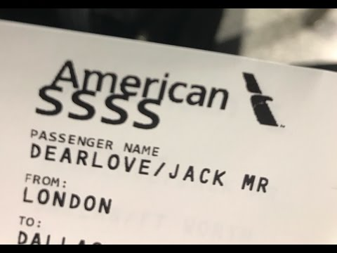 Xxx Mp4 What Does SSSS On My Boarding Pass Mean 3gp Sex