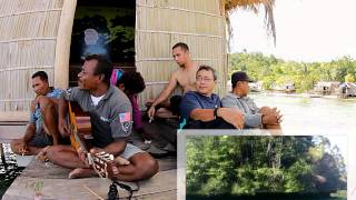 beautiful melody at Raja Ampat, Papua, Indonesia
