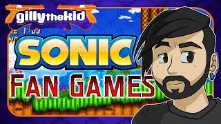 Sonic Fan Games - gillythekid