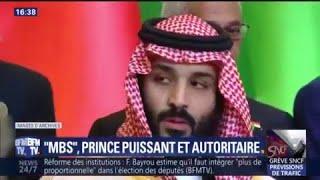 Qui est Mohammed ben Salman, le jeune prince héritier d