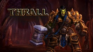 Heroes of the Storm: Thrall Trailer