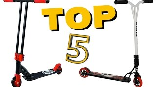 """TOP 5 WORST """"PRO"""" SCOOTERS"""