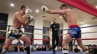 Varsity 2017: Marc Newall vs  Mike Vilen Letts