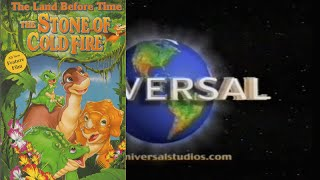 Opening to The Land Before Time VII 2000 VHS (Australia)