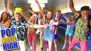 School's Out Song from Pop Music High Music Video. Totally TV