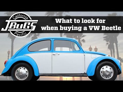 Xxx Mp4 JBugs What To Look For When Buying A VW Beetle 3gp Sex