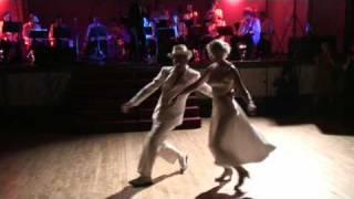 Wedding First Dance Surprise - Swing Dance