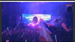 Ultra Korea 2015 - Skrillex at Main Stage 12 Jun