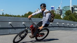 Stealth Electric Bikes - The new 1000W Stealth P-7 in action