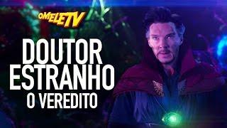 Doutor Estranho - O Veredito | OmeleTV