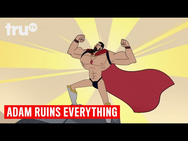 Adam Ruins Everything - The 300 Spartans (and Their 6,700 Friends) | truTV