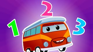 Number Song | Learn Numbers 1 to 10 | Animated Numbers for Kids & Toddlers