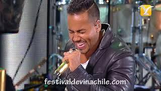Romeo Santos - Fui a Jamaica - Festival de Viña del Mar 2015 HD