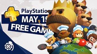 PlayStation Plus (PS+) May 2019
