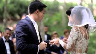 Mahshid & Jose Miguel Wedding Video