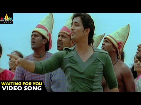 Xxx Mp4 Oye Songs I Am Waiting Video Song Telugu Latest Video Songs Siddharth Sri Balaji Video 3gp Sex