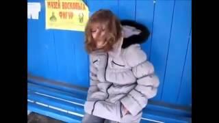 A drug addict in Ukraine