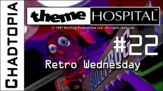 Theme Hospital - Retro Wednesday - Episode 22 - Yet more more doctory goodness