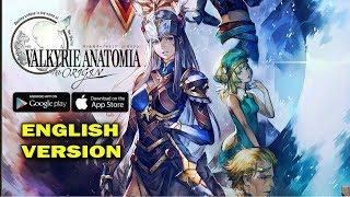 [Android/IOS] Valkyrie Anatomia -The Origin English Version Gameplay
