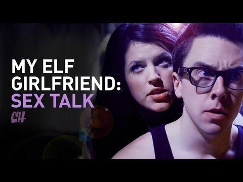 My Elf Girlfriend: Sex Talk