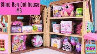 Blind Bag Dollhouse #6 Unboxing Disney Baby Secrets Hatchimals MLP   PSToyReviews