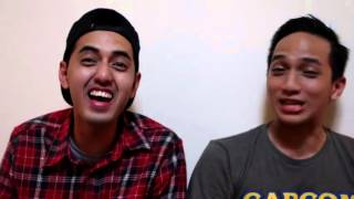 YOUTUBERS VS COMEDIANS #1 INDONESIA