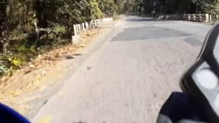 Ride from pune to kolkta -  sambalpur to Kharagpur Roads Part 2 Around 5 PM (28 feb 2017)