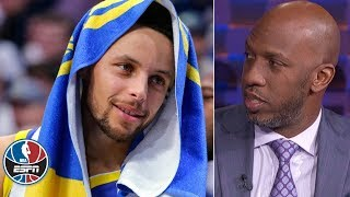 Steph Curry is an NBA superstar without an ego – Chauncey Billups | NBA Countdown