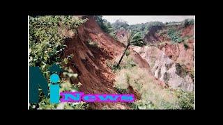 Residents panic as landslides hit Anambra community [PHOTOS]