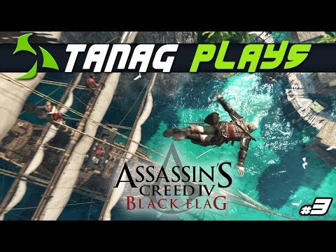 Xxx Mp4 Tanag Plays Assassin S Creed IV Black Flag Ep3 3gp Sex