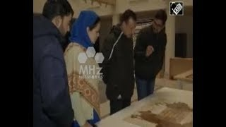 India News - Calligraphy exhibition held in India