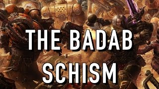40 Facts and Lore on the Badab War Warhammer 40k Part 2