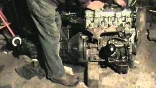 Motor Diesel Toyota 1c, #63