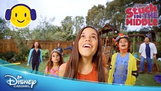 Stuck in the Middle | Theme Song | Official Disney Channel UK