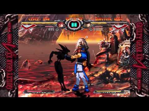 Guilty Gear XX AC + RagingDragon in Survival Mode Level 240
