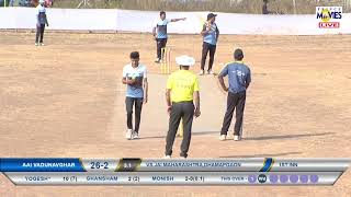 YOGESH HITS 5 SIXES IN ONE OVER  || EKTA TROPHY 2018 PADGHA || DAY 03 || PRINCE MOVIES