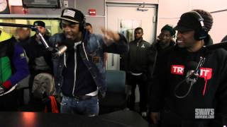 Part 2: King Los Freestyles on Sway in the Morning