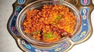 Aam ka achar Recipe Video by Bhavna - Hot mango pickle
