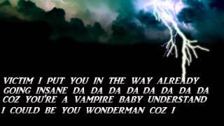Arjun - vampire lyrics