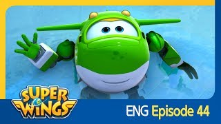 [Super Wings] EP 44 - Fish Friends(ENG)