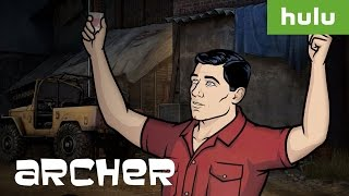 Chris Discovered Archer • on Hulu