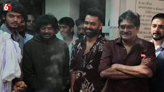 Ismart Shankar Movie Launch - Ram Pothineni, Puri Jagannadh, Charmy Kaur