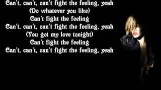 Rihanna - Red Lipstick (Lyrics - Video)