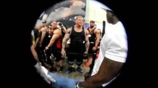 RICH PIANA GETTING PUNCHED BY MAC TRUCC !