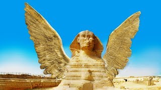 Biggest UNSOLVED Mysteries Surrounding The Sphinx!