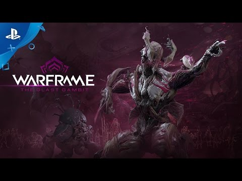 Warframe - Free Download: The Glast Gambit Trailer   PS4