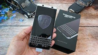Blackberry Keyone unboxing in 2019