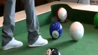 Balliard - Football and Billiard play game