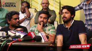 We All Have Come Here Only For Sathik |Harish Kalyan | TalksOfCinema TV
