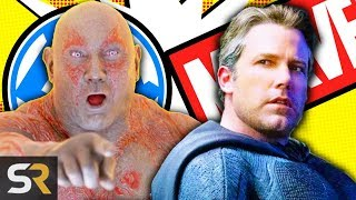 10 Things Marvel Does That DC Would Never Do
